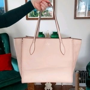 Kate Spade Pink Tote Bag PERFECT CONDITION